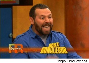 Bert Kreischer of 'Bert the Conqueror' on 'Rachael Ray'