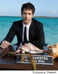 Andy Samberg, Shark Week