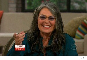 Roseanne Barr would love a 'Roseanne' reunion