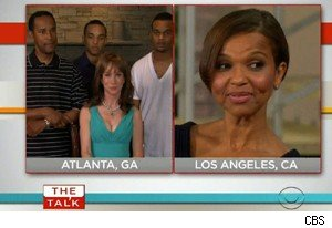 Two Kathy Griffin's from 'Same Name' on 'The Talk'