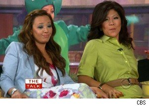Leah Remini and Julie Chen get the 'Big Brother' verdict on 'The Talk'
