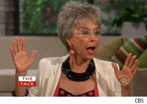 Rita Moreno on 'The Talk'