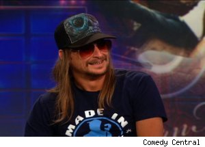 Kid Rock, 'The Daily Show with Jon Stewart'