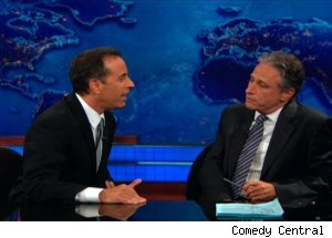 Jerry Seinfeld, 'The Daily Show with Jon Stewart'