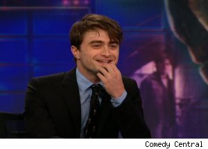 Daniel Radcliffe, 'The Daily Show with Jon Stewart'