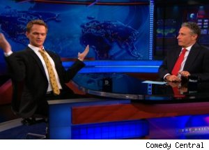 Neil Patrick Harris, 'The Daily Show with Jon Stewart'