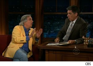 Henry Winkler, 'The Late Late Show with Craig Ferguson'