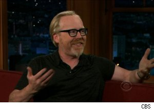 Adam Savage, 'The Late Late Show with Craig Ferguson'