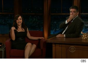 Rosie Perez, 'The Late Late Show with Craig Ferguson'