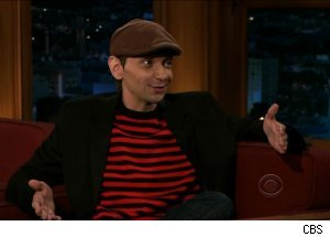 DJ Qualls, 'The Late Late Show with Craig Ferguson'