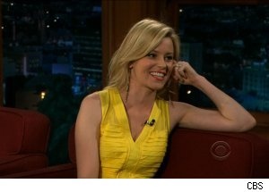 Elizabeth Banks, 'The Late Late Show with Craig Ferguson'