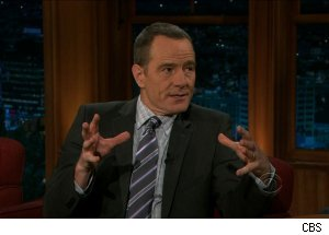 Bryan Cranston, 'The Late Late Show with Craig Ferguson'