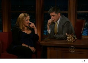 Mary McCormack, 'The Late Late Show with Craig Ferguson'