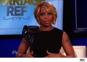 Mary J. Blige, 'The Marriage Ref'