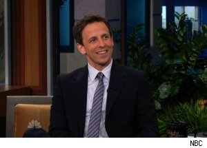 Seth Meyers, 'The Tonight Show with Jay Leno'