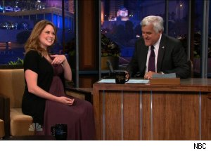 Jenna Fischer, 'The Tonight Show with Jay Leno'