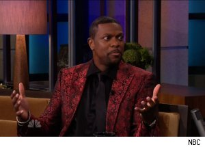 Chris Tucker, 'The Tonight Show with Jay Leno'