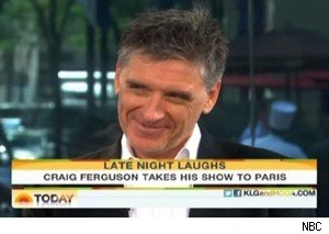 Craig Ferguson on 'Today'