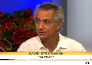 David Strathairn discusses Syfy's new series 'Alphas' on 'Today'