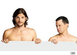 'Two and a Half Men' nude