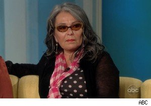 Roseanne talks about her relationships on 'The View'