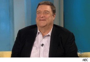John Goodman on 'The View'