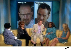 Bryan Cranston talks about 'Breaking Bad' and 'Larry Crowne' on 'The View'