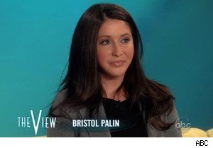 Bristol Palin talks about Levi Johnston on 'The View'