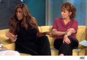 Wendy Williams on Marc Anothony and Jennifer Lopez on 'The View'