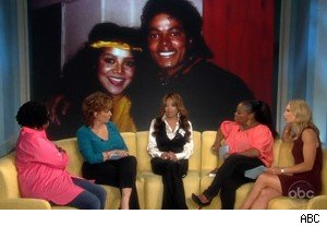 La Toya JAckson talks about her Michael Jackson conspiracy theory on 'The View'
