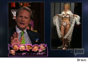 Carson Kressley on 'Watch What Happens Live'
