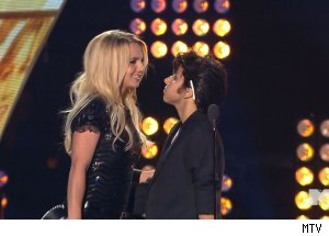 Britney Spears & Lady Gaga, '2011 MTV Video Music Awards'