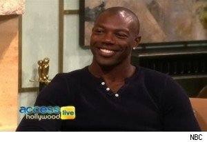 Terrell Owens on 'Access Hollywood Live'