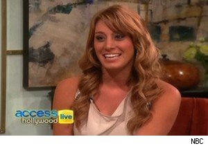 Vienna Girardi talks about drinking on 'Bachelor Pad' on 'Access Hollywood Live'
