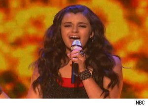 Rebecca Black - America's Got Talent
