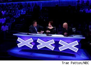 'America's Got Talent' Backstage Report: Did Piers Morgan Buzz a Little Girl Because of Nick Cannon's Dare?