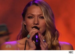 Colbie Caillat, 'America's Got Talent'