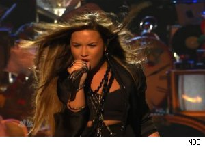 Demi Lovato, 'America's Got Talent'