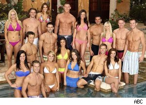 Bachelor Pad contestants
