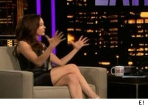 Rose McGowan on Chelsea Lately