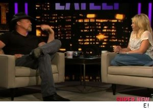 Chelsea Lately - Trace Adkins