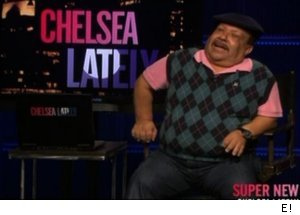 Chuy, 'Chelsea Lately'