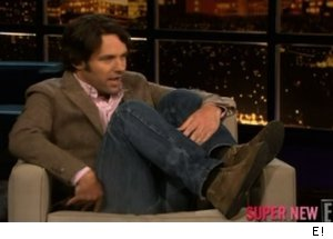 Paul Rudd, 'Chelsea Lately'