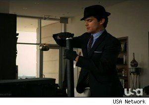 Neal finds a fake Degas on 'White Collar'