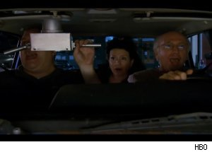 'Curb Your Enthusiasm' - 'Car Periscope'