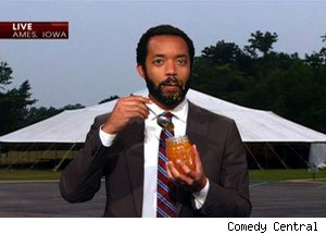 Daily Show Republican Debate Ames