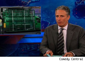 Jon Stewart London Riots