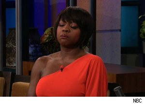 Viola Davis - Tonight Show with Jay Leno