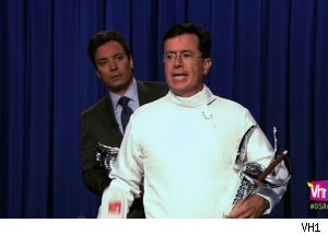 Jimmy Fallon &amp; Stephen Colbert, '2011 Do Something! Awards'