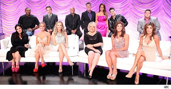 'Dancing With the Stars' cast Temporada 13